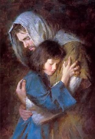 Jesus_Comforting
