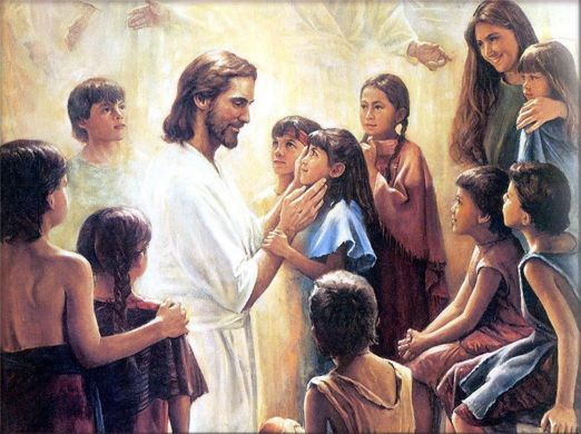 Christ_with_children